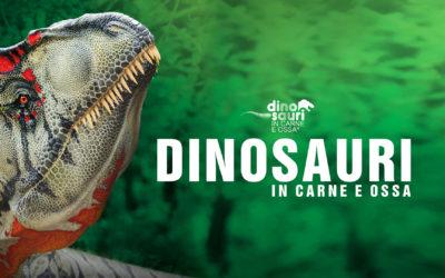 Dinosauri in Carne e Ossa – San Lazzaro di Savena